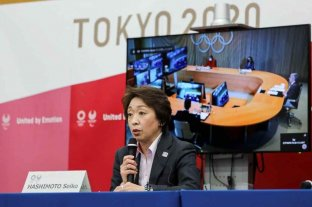 Seiko Hashimoto está dispuesta a realizar los Juegos Olímpicos con espectadores
