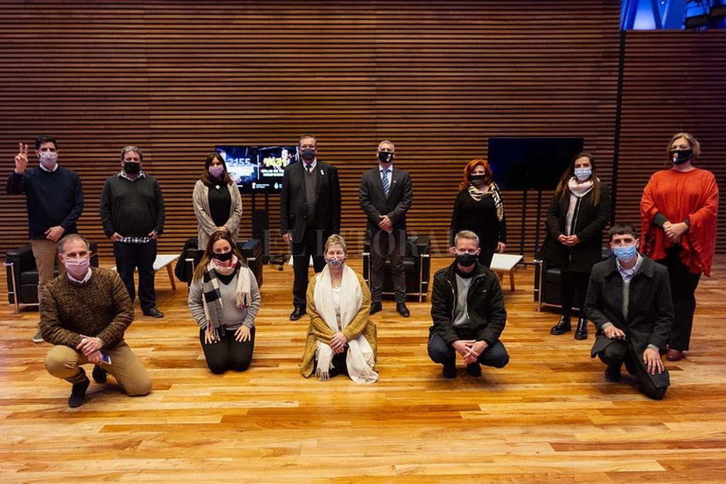 En la convocatoria podrán participar salas o espacios de teatro independiente que integren el Registro Nacional del Teatro Independiente, con una capacidad máxima de 300 localidades y al menos 2 años de estabilidad.  Crédito: Ministerio de Cultura de la Nación