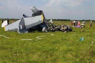 Al menos cuatro muertos al estrellarse un avión en Siberia