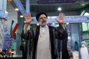 El conservador Ebrahim Raisi fue electo presidente de Irán en primera vuelta