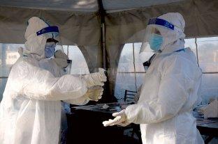La provincia informó 1.346 nuevos casos de Covid, 207 de la ciudad de Santa Fe -  -