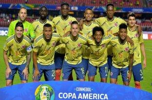 Con Brasil libre, Colombia quiere ser puntero
