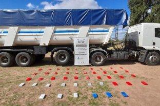 Incautan más de 47 kilos de cocaína y detienen a una persona en Santiago del Estero