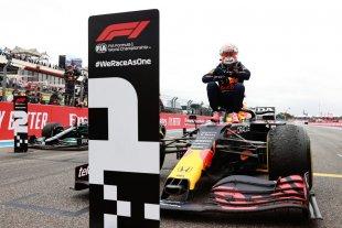 Fórmula 1: Max Verstappen ganó el Gran Premio de Francia