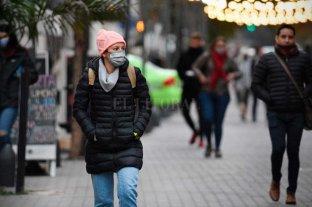 El invierno comienza en la ciudad  de Santa Fe con frío y poco sol -  -