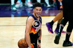 Phoenix Suns le ganó el primer duelo a Los Angeles Clippers en la final del Oeste
