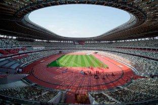 Hasta 10.000 espectadores podrán asistir a las sedes de los Juegos Olímpicos de Tokio