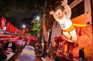 """Por sus restaurantes y bares, Argentina tiene una de las 10 calles con """"más onda"""" del mundo"""