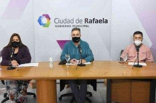 """Rafaela pone en marcha del """"Programa de Vacunación Barrial"""""""