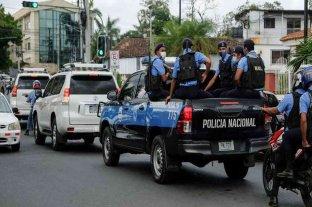 Detuvieron al quinto precandidato presidencial en Nicaragua