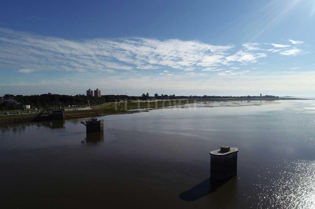 El Río Paraná volvió a descender en Santa Fe: 39 cm y récord -  -