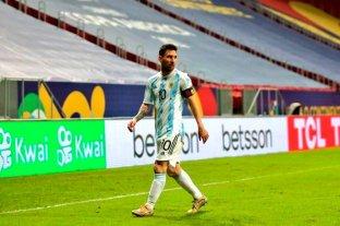 Messi alcanza a Mascherano como el jugador con más presencias en la Selección Argentina