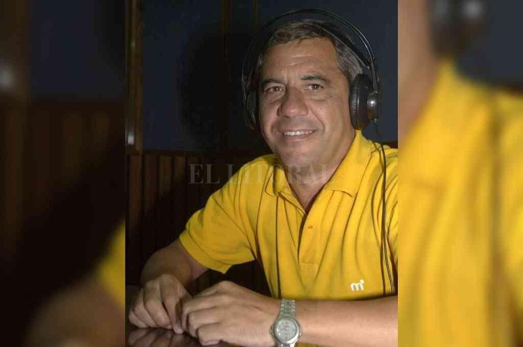 Hugo Sánchez. Potrero, cancha y comentarios de clubes que participan de la Liga Santafesina de Fútbol. Crédito: Archivo