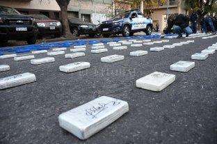 Los detenidos con casi 400 kilos de cocaína fueron acusados por tráfico de drogas y lavado de activos ilícitos