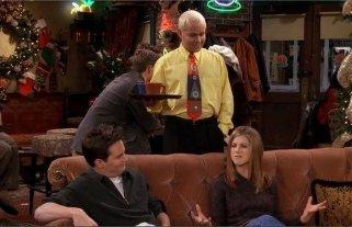 "Un actor de ""Friends"" reveló que pelea contra el cáncer"
