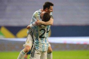 Argentina sigue avanzando -