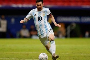 Messi, a un paso de ser el jugador con más presencias en la Selección Argentina