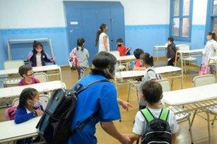Volvieron las clases presenciales en localidades de Córdoba con menos de 30 mil habitantes