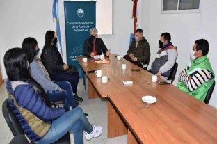 El senador y el presidente del Consejo de San Javier se reunieron con pescadores
