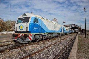 El tren de cercanía Rosario-Cañada de Gómez toma fuerza e ilusiona con su regreso