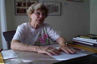 La Federación de Asociaciones Suizas rindió homenaje a María del Carmen Jullier