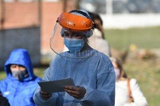 Con un récord de 792 muertes, Argentina superó este martes los 90.000 fallecidos por coronavirus -