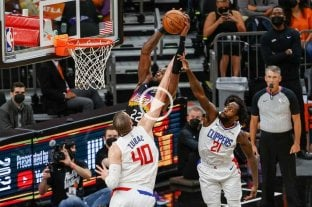 Increíble definición del segundo juego entre Phoenix Suns y Los Ángeles Clippers