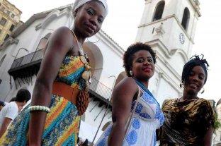 """La comunidad afroargentina busca su """"reconocimiento histórico"""" en el país"""