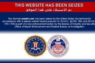 EEUU bloqueó varios sitios de Internet de medios iraníes