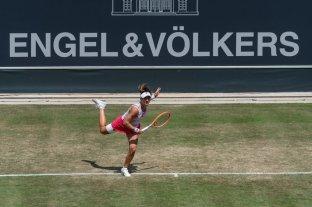 Podoroska se clasificó para los cuartos de final en el torneo alemán de Bad Homburg