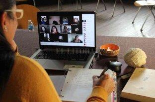 Territorio Virtual: abren inscripción a talleres artísticos y culturales en Rosario