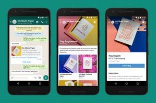 WhatsApp tendrá tienda como la de Facebook