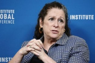 Abigail Disney criticó a los multimillonarios estadounidenses