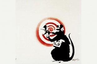 Banksy pierde los derechos de 6 de sus obras por negarse a revelar su identidad