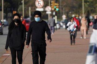Uruguay informó 25 muertos por coronavirus, la cifra más baja desde fines de marzo -  -