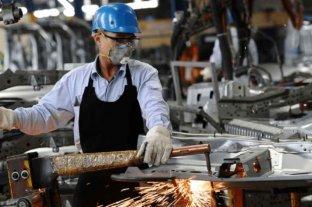 La actividad industrial creció 46,3% interanual en abril