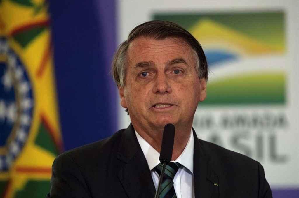Jair Bolsonaro, presidente de Brasil. Las acusaciones y denuncias se suman en su contra.   Crédito: Gentileza