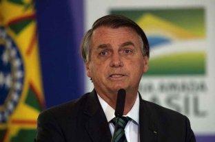 Dieron de alta a Bolsonaro tras cuatro días de internación por una oclusión intestinal