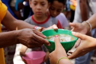 Un 34% de los chicos sufrió inseguridad alimentaria durante el 2020