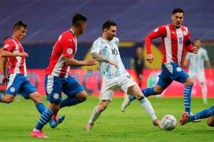 Messi cumple 34 años y lo celebra con la Selección Argentina