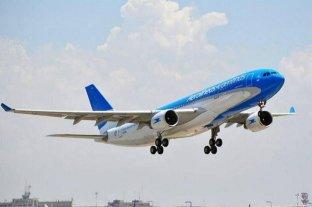 Aerolíneas Argentinas duplica la cantidad de vuelos