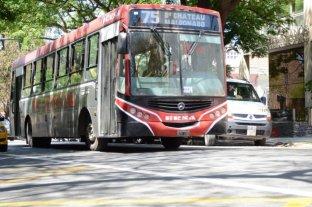 Rehabilitan el transporte urbano de pasajeros en Córdoba