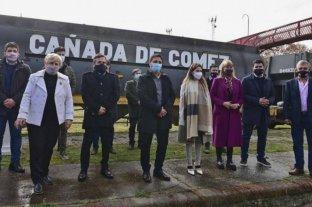 El tren de pasajeros entre Rosario y Cañada de Gómez comenzará a funcionar en diciembre