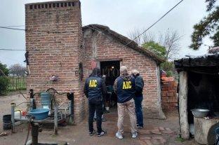 Allanamientos por robos en San Javier