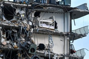 ¿Quiénes son los 4 argentinos desaparecidos tras el derrumbe de un edificio en Miami?