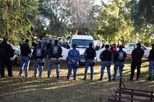 A 10 días de su desaparición, Gendarmería y Prefectura se suman a la búsqueda de Guadalupe Lucero
