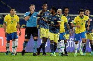 Tras la polémica, la Federación Colombiana de Fútbol solicitó la suspensión de Pitana
