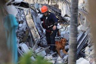 Derrumbe en Miami: el edificio que cayó tenía que pasar una inspección que no llegó a hacerse