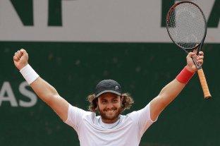 Marco Trungelliti clasificó a Wimbledon por primera vez en su carrera