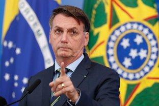 """Bolsonaro: """"No tengo que responder a idiotas"""""""